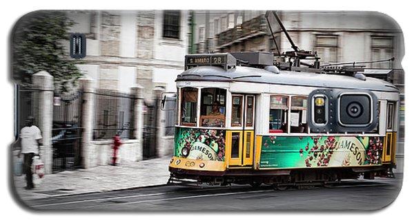 Lisboa Tram IIi Galaxy S5 Case
