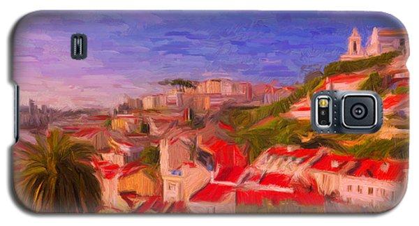 Lisbon 1 Galaxy S5 Case