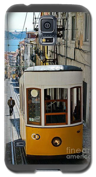 Lisbon - Portugal - Elevador Da Bica Galaxy S5 Case