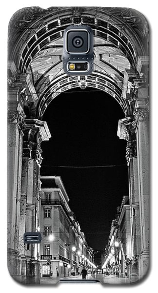 Lisbon - Portugal - Triumphal Arch - Rua Augusta Galaxy S5 Case