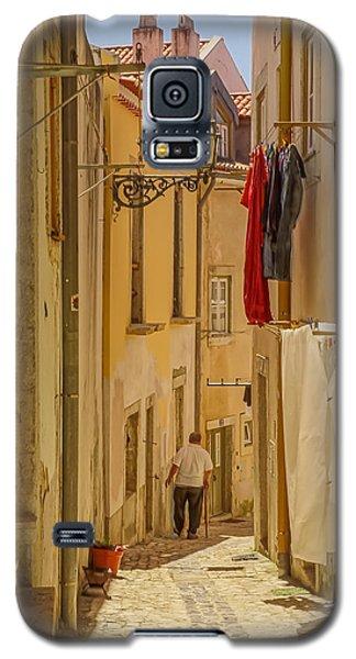 Lisbon Street # 1 Galaxy S5 Case