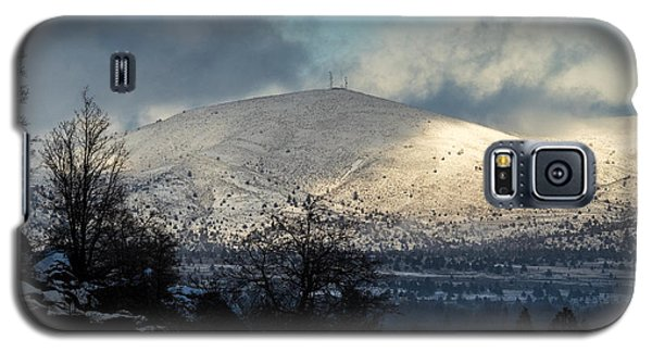 Little Antelope On A Snowy Day Galaxy S5 Case