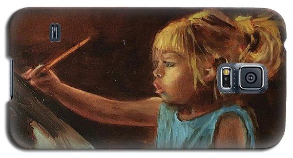 Little Artist Galaxy S5 Case
