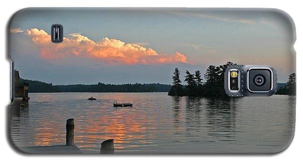 Little Bald Lake Galaxy S5 Case