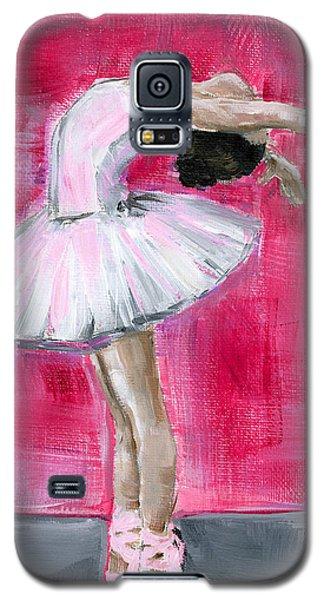 Little Ballerina #2 Galaxy S5 Case