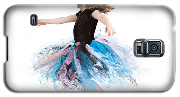 Little Ballerina Galaxy S5 Case