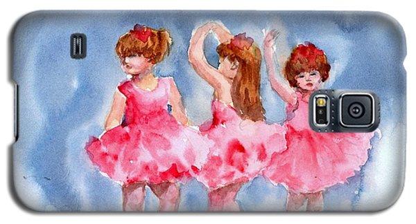 Little Ballerinas Galaxy S5 Case