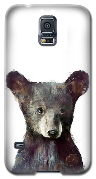 Wildlife Galaxy S5 Case - Little Bear by Amy Hamilton