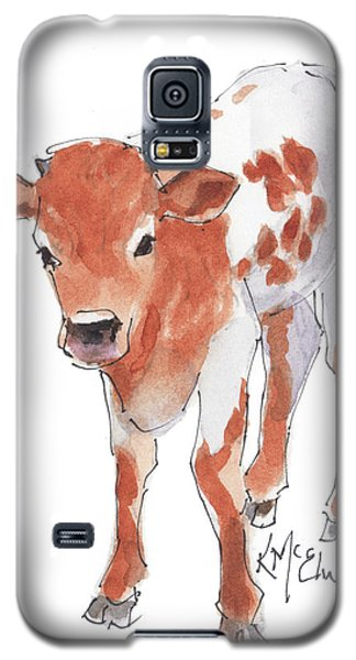 Little Beau April 2017 By Kathleen Mcelwaine Galaxy S5 Case