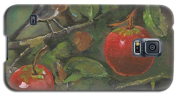 Little Bird In The Apple Tree Galaxy S5 Case