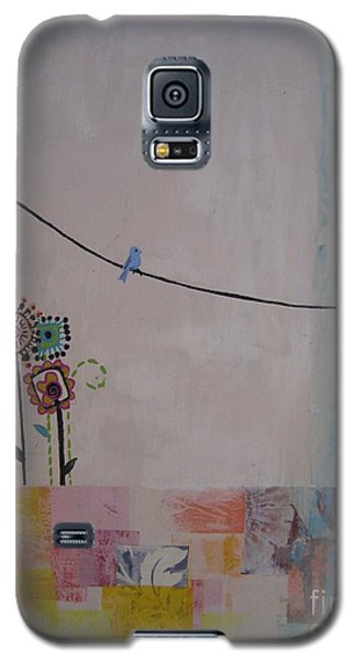 Little Birdie Galaxy S5 Case by Ashley Price