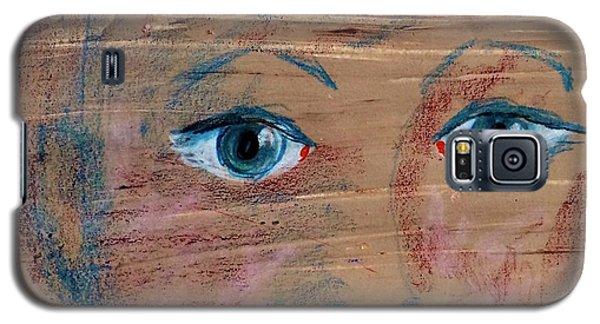 Little Boy Blue Galaxy S5 Case