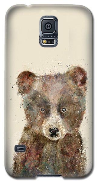 Brown Bear Galaxy S5 Case - Little Brown Bear by Bleu Bri