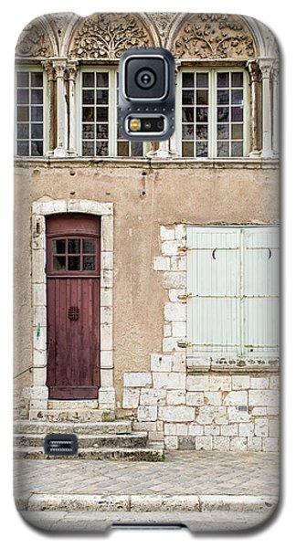 Little Brown Door Galaxy S5 Case by Melanie Alexandra Price