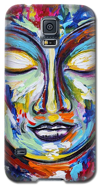 Little Buddha Galaxy S5 Case by Theresa Marie Johnson
