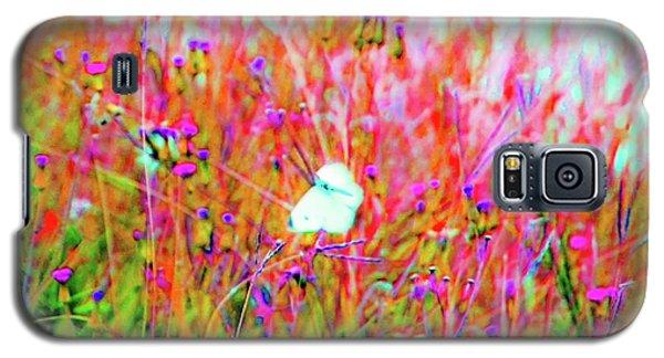Little Butterfly Fly Galaxy S5 Case