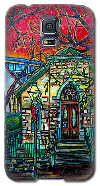 Little Church At La Villita Galaxy S5 Case