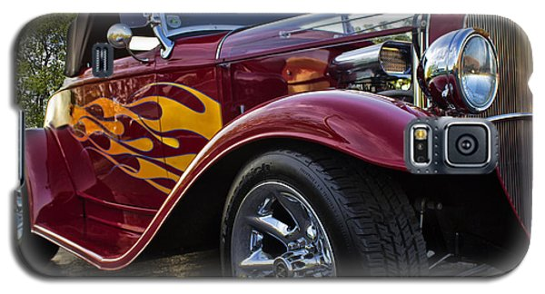 Galaxy S5 Case featuring the photograph Little Deuce Coupe by Skip Tribby
