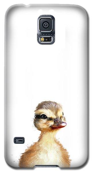 Little Duck Galaxy S5 Case by Amy Hamilton