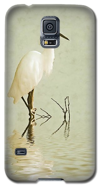 Little Egret Galaxy S5 Case