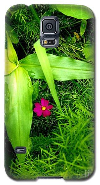 Little Flower Galaxy S5 Case