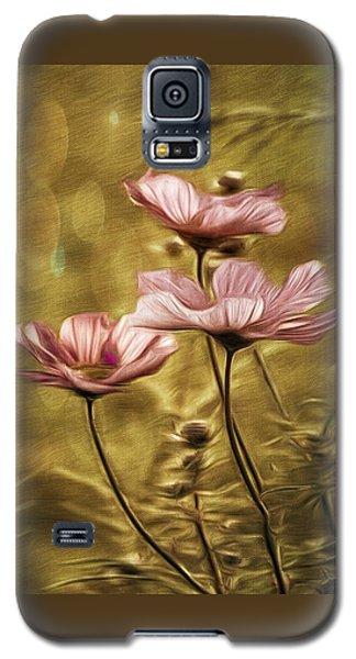 Little Flowers Galaxy S5 Case
