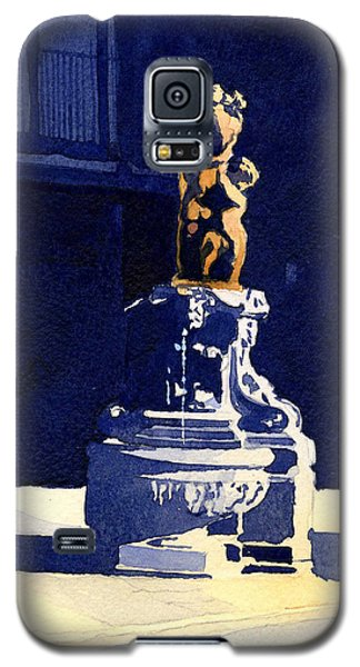 Little Fountain Galaxy S5 Case