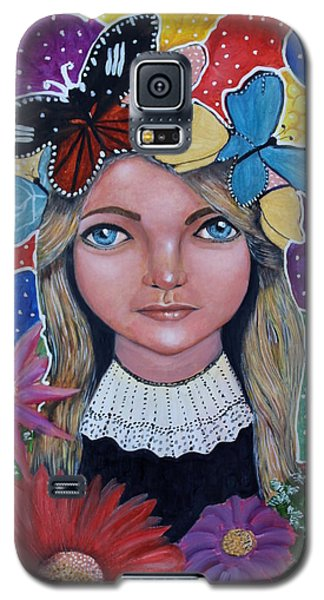 Little Girls Dream Galaxy S5 Case