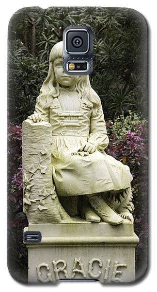 Little Gracie Bonaventure Cemetery Galaxy S5 Case