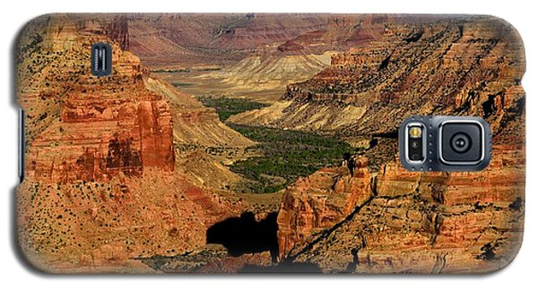 Little Grand Canyon Sunrise Galaxy S5 Case