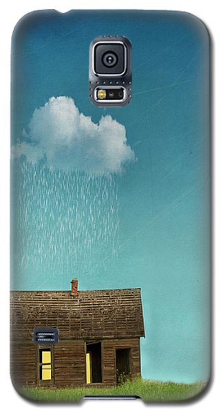 Galaxy S5 Case featuring the photograph Little House Of Sorrow by Juli Scalzi