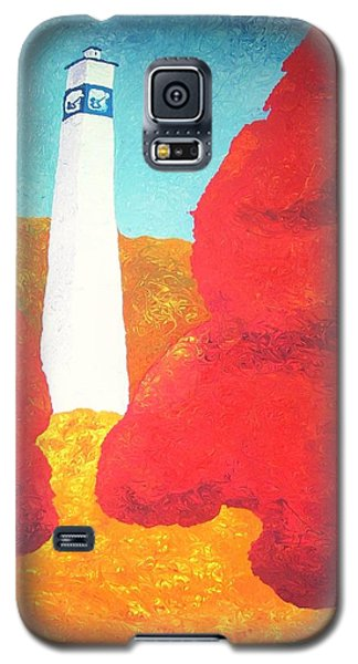 Little Joe In Autumn Galaxy S5 Case