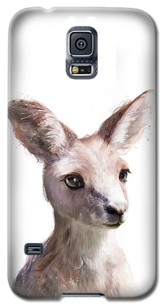 Portraits Galaxy S5 Case - Little Kangaroo by Amy Hamilton