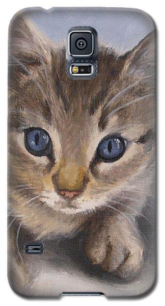 Little Kitty Galaxy S5 Case