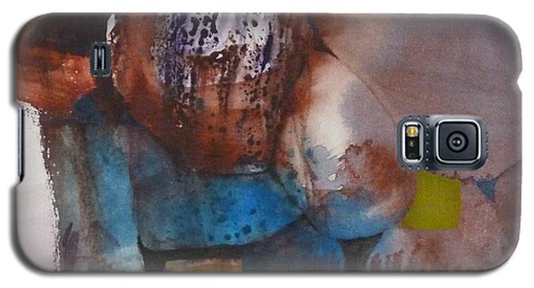 Little Man Galaxy S5 Case by Donna Acheson-Juillet