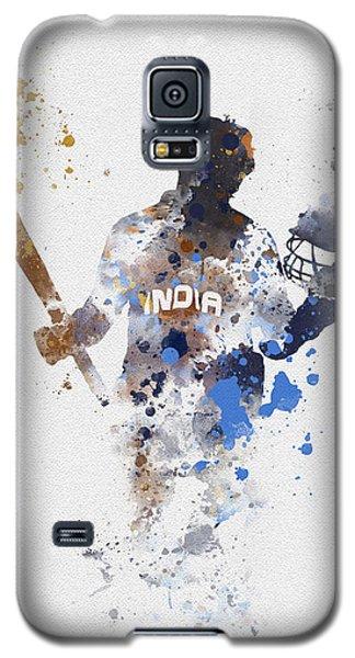 Cricket Galaxy S5 Case - Little Master by Rebecca Jenkins