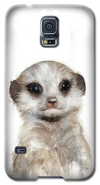 Little Meerkat Galaxy S5 Case by Amy Hamilton