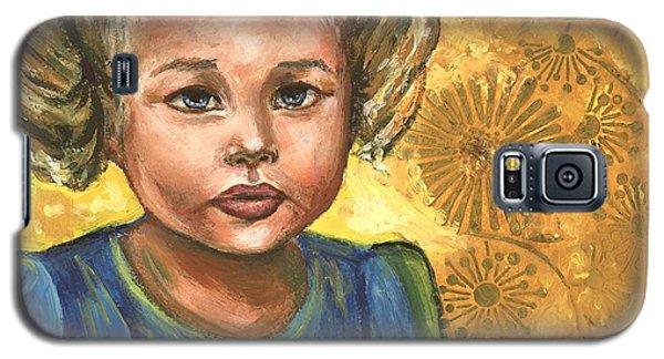 Little Miss Sunshine Galaxy S5 Case by Alga Washington