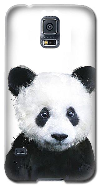 Wildlife Galaxy S5 Case - Little Panda by Amy Hamilton