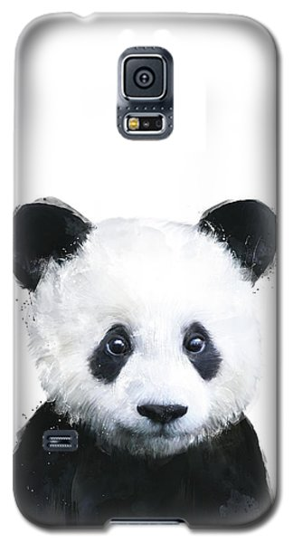 Galaxy S5 Case - Little Panda by Amy Hamilton