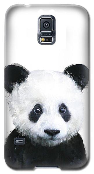 Little Panda Galaxy S5 Case by Amy Hamilton