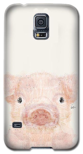 Little Pig Galaxy S5 Case