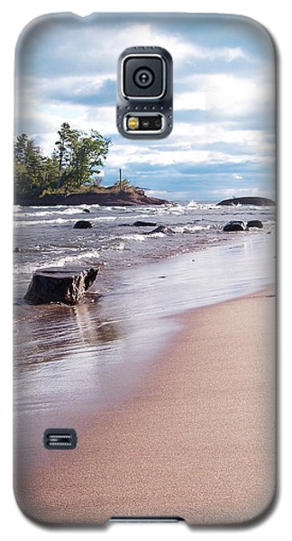 Little Presque Isle Galaxy S5 Case by Phil Perkins