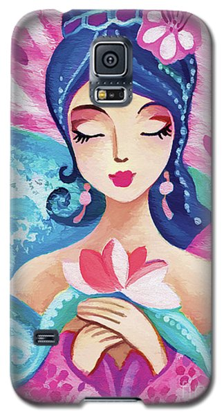 Little Quan Yin Mermaid Galaxy S5 Case
