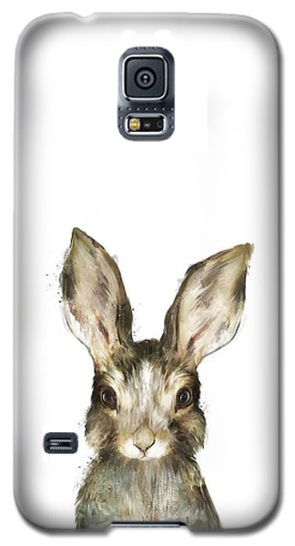 Wildlife Galaxy S5 Case - Little Rabbit by Amy Hamilton