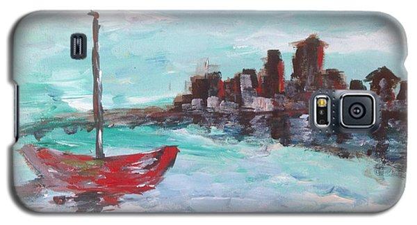 Galaxy S5 Case - Coast by Roxy Rich