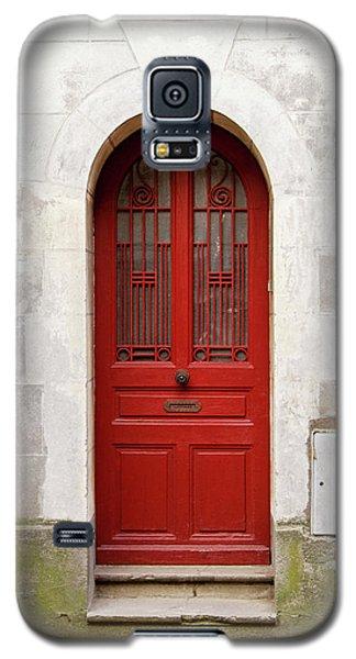 Little Red Door Galaxy S5 Case by Melanie Alexandra Price