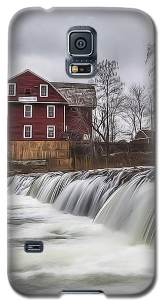Little Red Mill Galaxy S5 Case