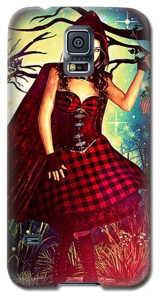 Little Red Riding Hood Galaxy S5 Case