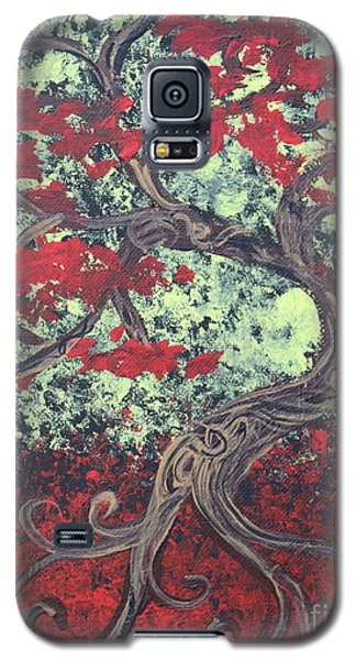 Little Red Tree Series 3 Galaxy S5 Case